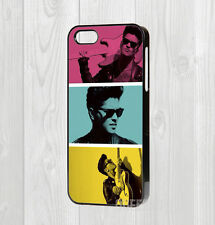 MADE FOR IPHONE 4 5 5C 6 6+ CASE - BRUNO MARS SINGER COLLAGE UPTOWN FUNK