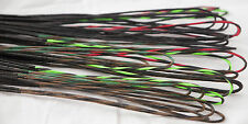 "60X Custom Strings 38 5/8"" Buss Cable Fits Mathews MQ1 70% Bow"