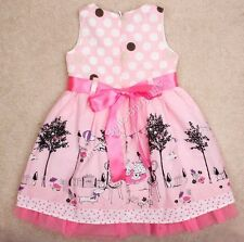 Girls Kids Princess Tulle Pretty Party Dress Age 12 Mths - 5 Yrs Next Day Option