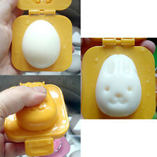 Funny Boiled Egg Rice Sushi Mold Bento Maker Sandwich Cutter Decorating Mould CN