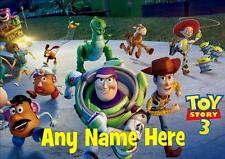 TOY STORY c PERSONALISED PLACEMAT
