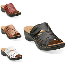 Clarks Women's Hayla Capitol Casual Sandals - New With Box