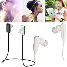 Wireless Stereo Bluetooth Headset Earphone Headphone Earbud For iPhone6 5 HTC M9