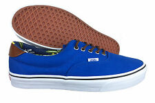 VANS. Era 59. Aloha. Canvas / Leather. Blue Mens Casual Shoe. US Size 12.