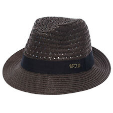 New Rip Curl Hari Fedora in Black | headwear Womens Headwear Womens Hats