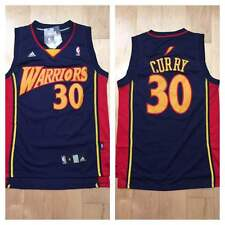 Adidas NBA Stephen Curry  Golden State Warriors Alternate Throwback Jersey