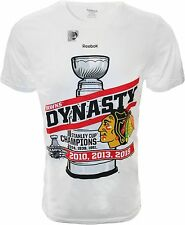 Chicago Blackhawks 2015 Stanley Cup Champion Dynasty T-Shirt