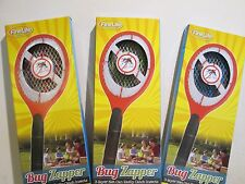 Choose one Electric 3 layer Bug Swatter Zapper High Volt Power Kill Mosquito Fly