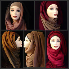 Maxi Viscose Shawl Scarf, Light Weight Beautiful Hijab