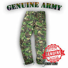 ARMY TROUSER BRITISH ARMY SOLDIER 95 TROUSERS CAMOUFLAGE COMBAT CAMO GENUINE DPM
