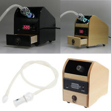 Black/Wood EASY VAPE DIGITAL VAPORIZER Hands Free With Free Whip