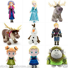 Disney Frozen anna/elsa/olaf / sven/barbie/kristoff girls/foam/plush / doll/game/toy
