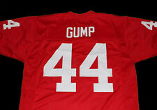 FORREST GUMP MOVIE JERSEY NEW SEWN ANY SIZE