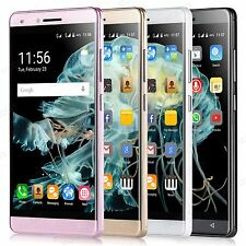 "5"" 3G Unlocked Android AT&T T-mobile Straight Talk Cell Phone Smartphone GSM GPS"
