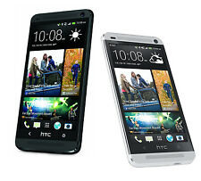 HTC One M7 - 32GB 4MP Quad-core Android - Silver/Black (Unlocked) Smartphone