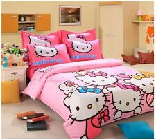 Hello kitty Bed set Bedding Duvet Quilt Big Collection of 12 Different Designs