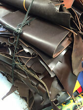 Split Leather Offcuts Leather Scraps Big and Small Pieces Belt Leather 2.6-3.0mm