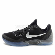 Nike Zoom Kobe Venomenon 5 EP [815757-001] Basketball Black/Silver-Grey