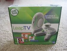 BNIB LeapTV by Leap frog Educational, Active Video Gaming, 3-8Y, 100+ games/VDOs