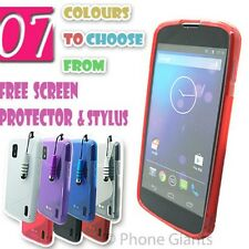 S-LINE SILICONE GEL COVER CASE FOR MOBILE PHONES+SCREEN PROTECTOR+STYLUS