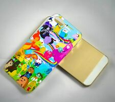 ADVENTURE TIME ALL FRIENDS TV SERIES PHONE CASE COVER IPHONE AND SAMSUNG MODELS