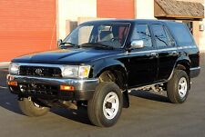 Toyota : 4Runner California 4x4
