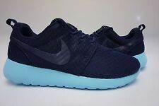 (511882-444) WOMEN'S NIKE ROSHE ONE MIDNIGHT NAVY/TIDE POOL BLUE