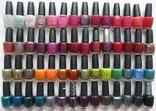 New OPI Nail Polish/Lacquer 15mL (0.5 fl. 0z.) Assorted Colors - you choose