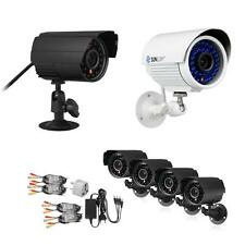 SUNLUXY CCTV Security Day Night Vision Outdoor Video Surveillance Camera