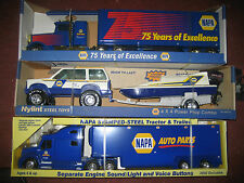 Napa Auto Parts NyLint Truck Collection lot of 3