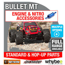 HPI BULLET MT [All Engine Parts] Genuine HPi Racing R/C Standard & Hop-Up Parts!