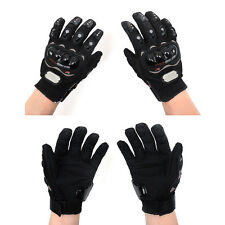 Motorcycle Motocross Racing Bicycle Bike Cycling Full finger Gloves M L XL XXL