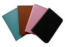 For ARCHOS 101b Copper 70c Cobalt Tablet Leather Pouch Flip Stand Case Cover