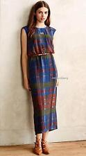 NEW Anthropologie HD in Paris Andaz Maxi Dress  Size 0-4-6-8-10-12-14