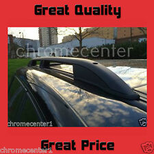 FIAT DOBLO MK2 2010 ONWARDS  ROOF RAILS   FACE LIFT MODEL ONLY  BLACK