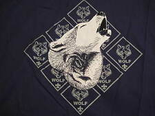 NWT Original Vintage BSA Cub Scouts Wolf Do Your Best Tee Shirt Adult NOS