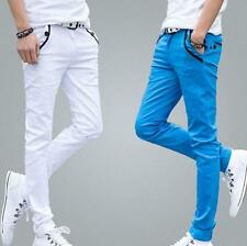 New fashion  Mens casual slim fit skinny dress formal  pencil  Pants  size 28-44