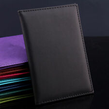 NS Journey Travel Passport Holder Protector Cover Wallet Leather Cover Case
