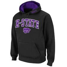 Mens NCAA Kansas State Wildcats Pull-over Hoodie [10065S]