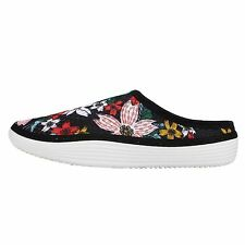 Nike Solarsoft Mule Aloha Hawaii Floral Mens Sandals Slip-On Slides 555346-130