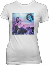Nirvana Sitting Color Wash Photo Junior Women's T-Shirt SM, MD, LG, XL New