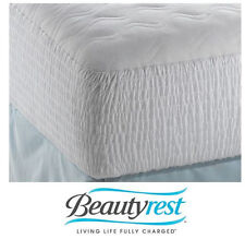 Mattress Pad Topper Bedding Blankets Cotton Top Protective Cover Bed Bedroom NEW