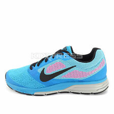 WMNS Nike Air Zoom Fly 2 [707607-401] Running Blue Lagoon/Black-Pink