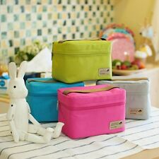 Thermal Portable Insulated Cooler Bag Lunch Bag Carry Case Tote Storage Box B86
