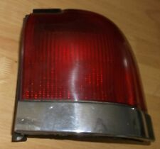 1994 MERCURY COUGAR RIGHT HAND PASSENGER SIDE TAIL LAMP ASSEMBLY