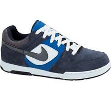 Nike Men's Trainers Skate Shoes Air Twilight Gray/White/Blue