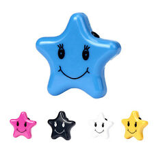Mini Star Clip Metal USB MP3 Player Support Micro SD TF Card Music Media Players