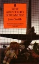 Why arent They Screaming?, Smith, Joan, Used; Good Book