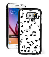 For Samsung Galaxy S7 S4 S5 S6 Edge+ Mini Active Hard Case Cover 953 Music Notes