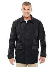Devon & Jones D982 Men's Lightweight Basic Trench Jacket - ALL COLORS AND SIZES